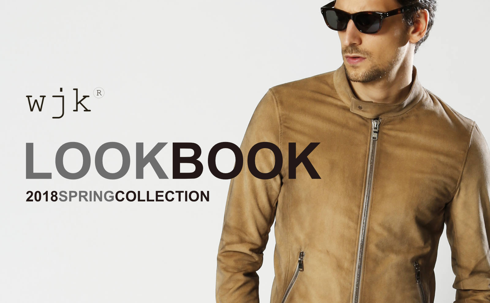 2018 SPRING COLLECTION LOOKBOOK