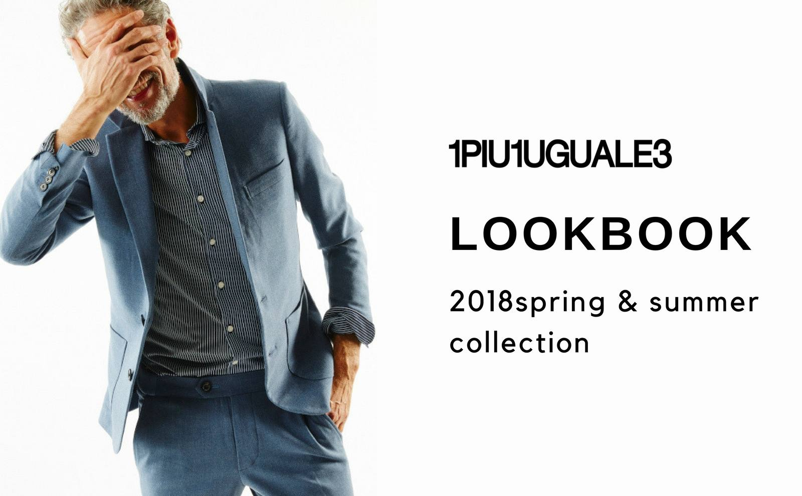 2018 SS COLLECTION LOOKBOOK