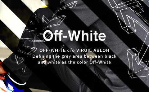 【OFF WHITE】 6/12(Tue) 11:00~ launch