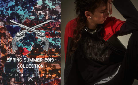 【roarguns】 2019 SPRING SUMMER COLLECTION 発売開始