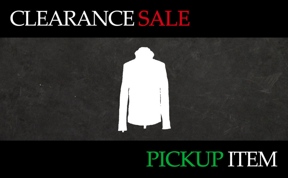 CLEARANCE SALE開始!見逃せないPICKUP ITEM。