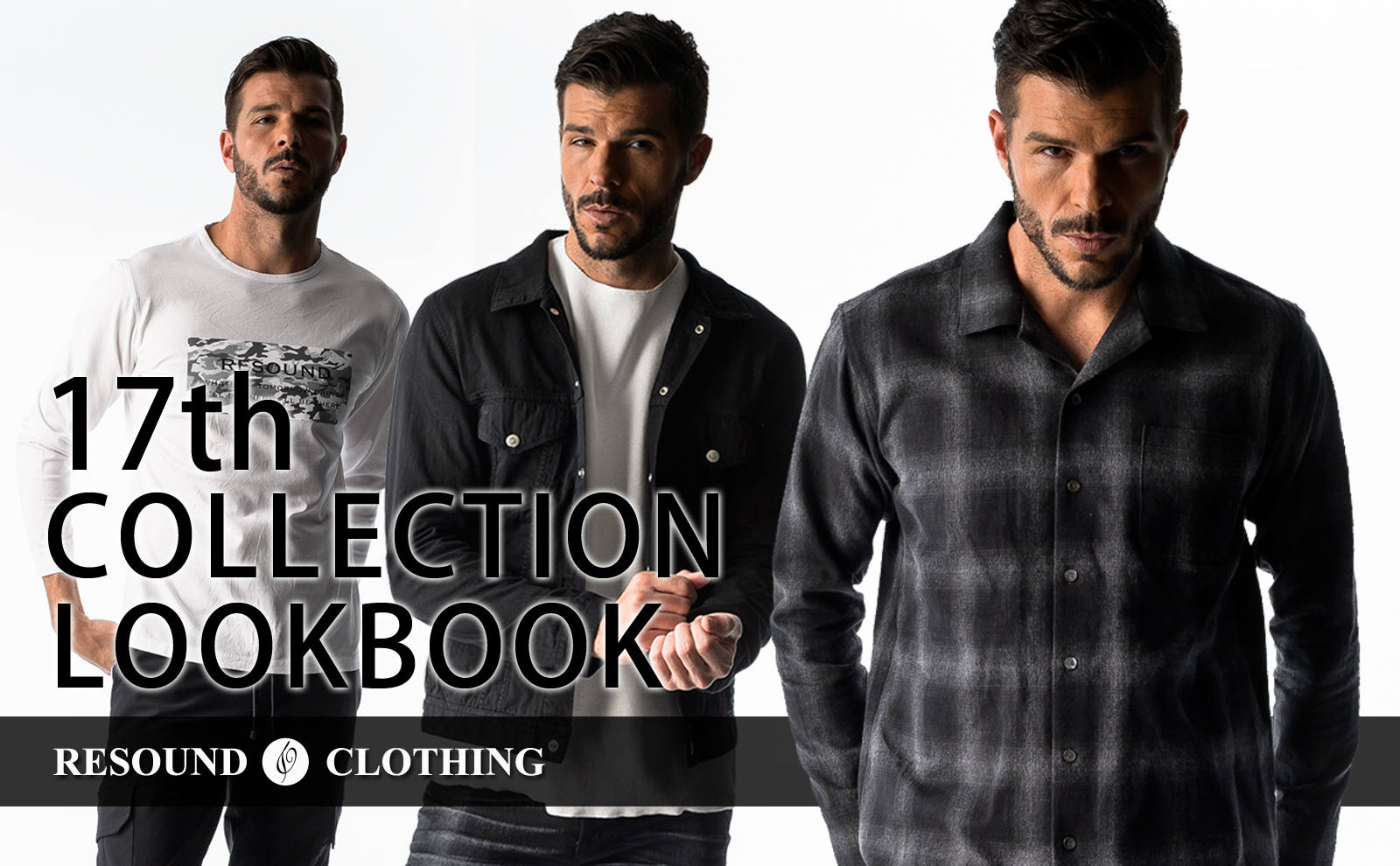 17TH COLLECTION LOOKBOOK