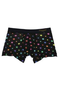 Star Studs Short Boxer - マルチカラー