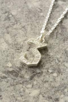 Lucky Number Pendant(3)