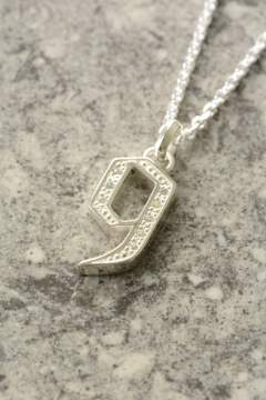 Lucky Number Pendant(9)