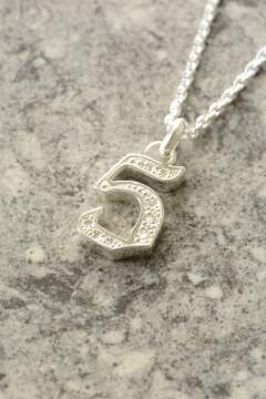 Lucky Number Pendant(5)
