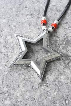 Velvetlounge nature star large pendant gossip nature star large pendant mozeypictures Gallery