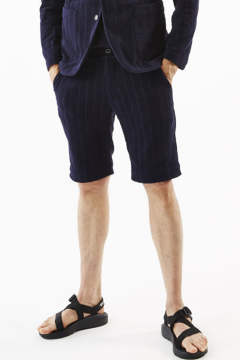 Towel Shorts【SHADOW STRIPE】『LEON7月号P155掲載』