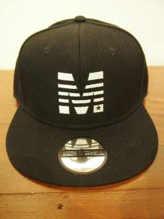 snap back cap (MADE IN WORLD × M)