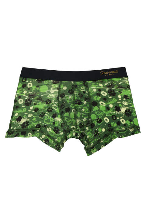 SURVAIVAL Short Boxer - フォレストグリーン