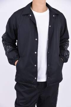nylon boa coaches jacket (frame M)