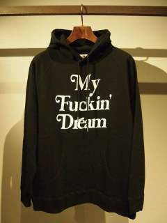 washed pullover parka (My Fuckin' Dream / 18SS)(3月中旬入荷予定)