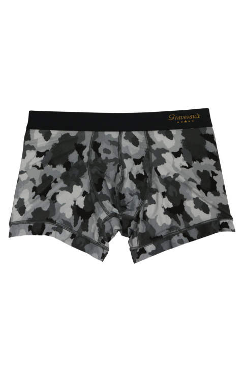 Jungle camo Short Boxer - ジャングルグレー