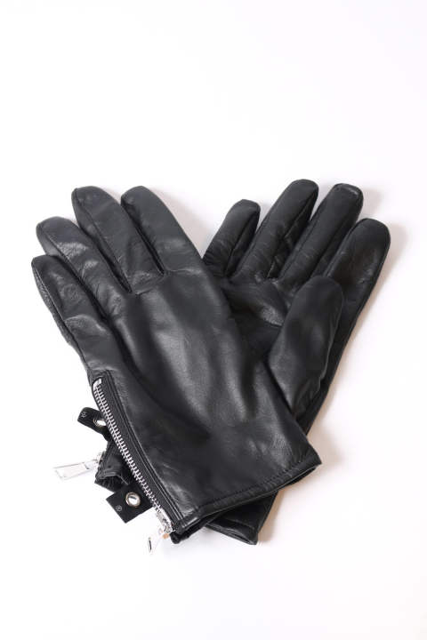 electric leather glove(10月中旬入荷予定)