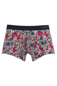 WILD FLOWERS Short Boxer - ピンク