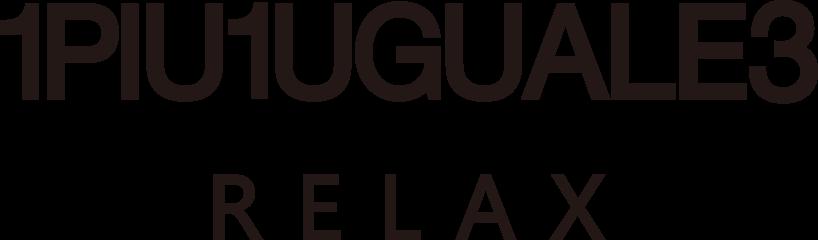 6999361ce0001 1PIU1UGUALE3 RELAX ウノピゥウノウグァーレトレ リラックス